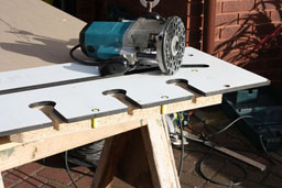 Kitchen Worktop Cutting and Mitering 5